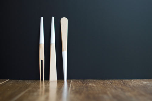 Leis Wood Cooking And Serving Utensils By Gigodesign