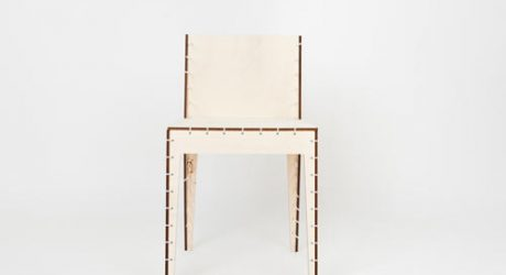 Tie Me Up (TMU) Zip Tie Chair by LAM