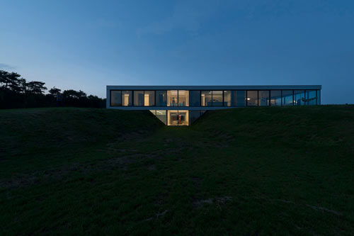 Bridge House by 123DV in architecture  Category