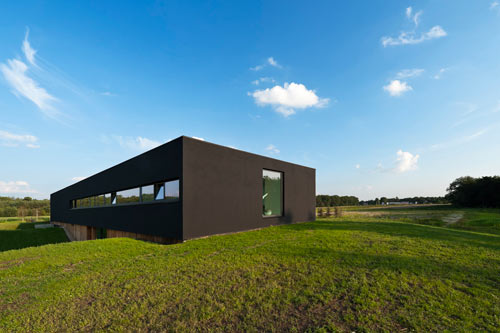 Bridge House by 123DV in main architecture  Category