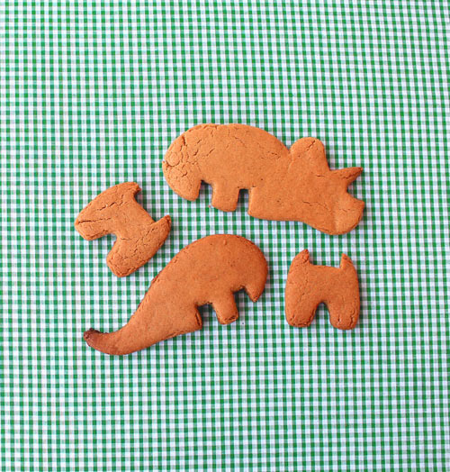 3D Dinosaur Cookie Cutters by Suck UK in style fashion main home furnishings  Category