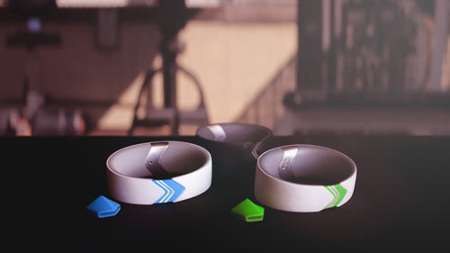 Amiigo: Fitness Device That Tracks Specific Exercises in technology Category