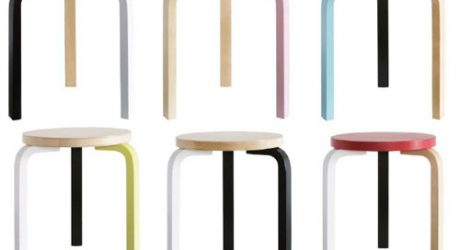 Artek Celebrates Stool 60′s 80th Anniversary