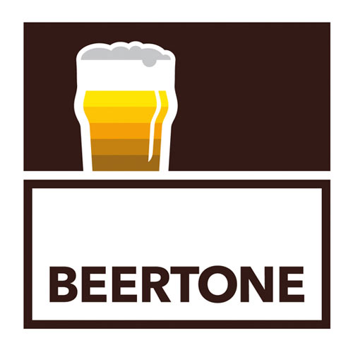 Beertone: A Beer Color Reference Guide in style fashion main art  Category