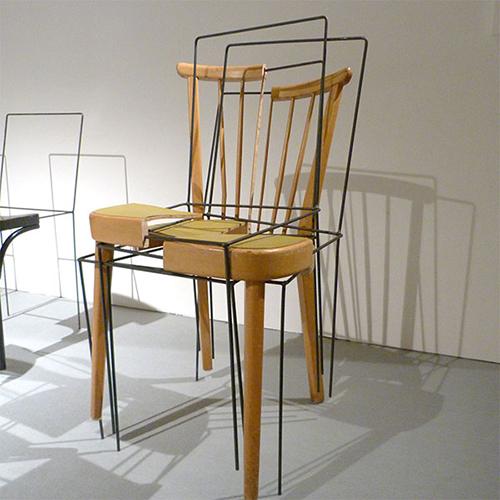 D3 Design Talents: 3/4 Platzhalter-Stuhl by Julian Sterz