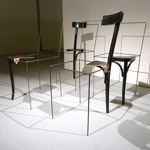 Julian Sterz 3/4 Place Keeper Chair