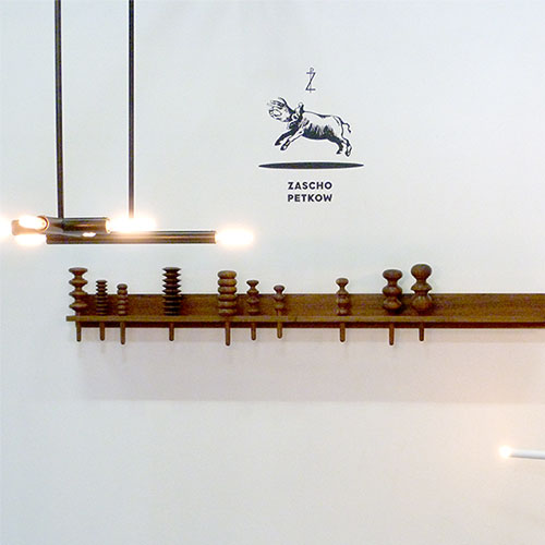 Zascho Petkow at IMM Cologne
