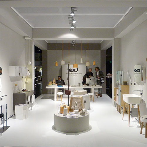 ex.t at IMM Cologne
