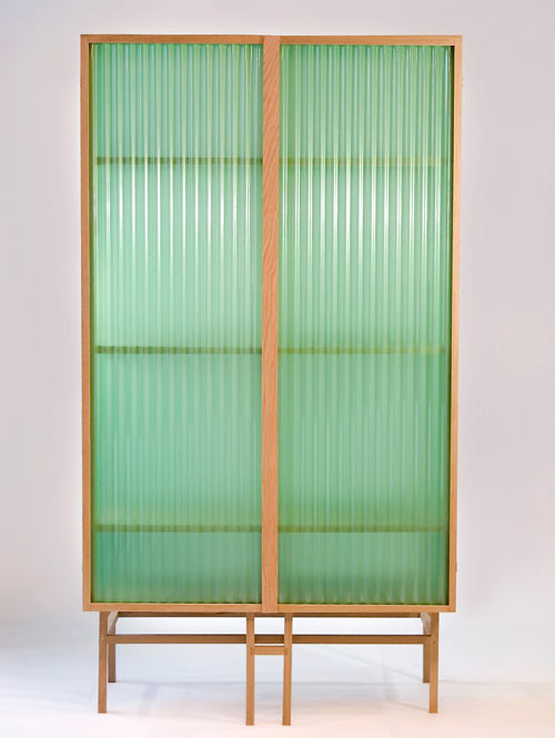 Sine Cabinet by Dik Scheepers in home furnishings  Category