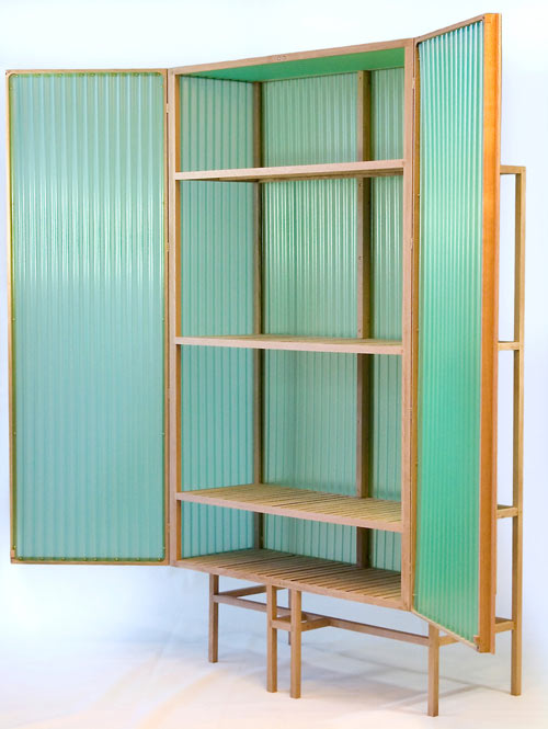 Sine Cabinet by Dik Scheepers in main home furnishings  Category