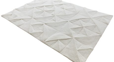 Geo Rug by Ella Doran for WovenGround
