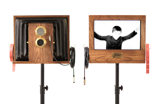 Fotio: A Photo Booth Without the Booth in technology main  Category