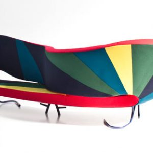In Celebration of Moroso's 60th Anniversary: Installation by Martino Gamper