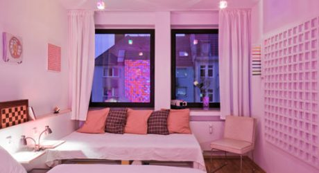 The cube room by Fabian Gatermann
