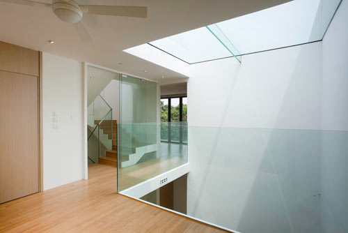A House with a Glass Ceiling: House 3098 by HEAD Architecture in main architecture  Category