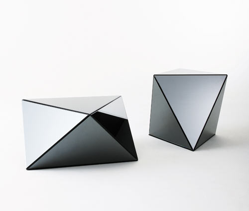 Geometric Coffee Tables by Gallotti&Radice at M2L in main home furnishings  Category