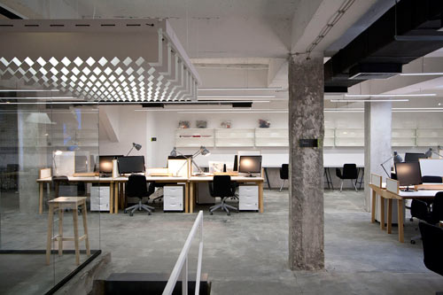 Nova Iskra Multifunctional Coworking Space For Creatives