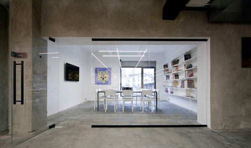 Nova Iskra Multifunctional Coworking Space For Creatives