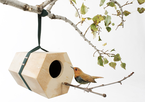 NeighBirds by Andreu Carulla Studio for Utoopic