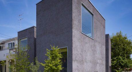 Smart Use of Space: Ogikubo House by MDS