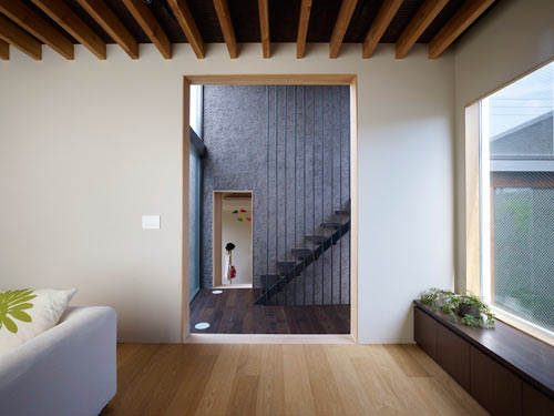 Smart Use of Space: Ogikubo House by MDS in architecture  Category