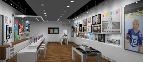 Turn Your Digital Images into Actual Art via Polaroid Fotobar Stores in technology main art  Category