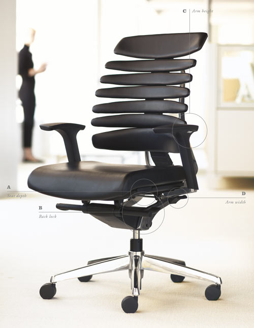 RBT Task Chair by Teknion - Design Milk