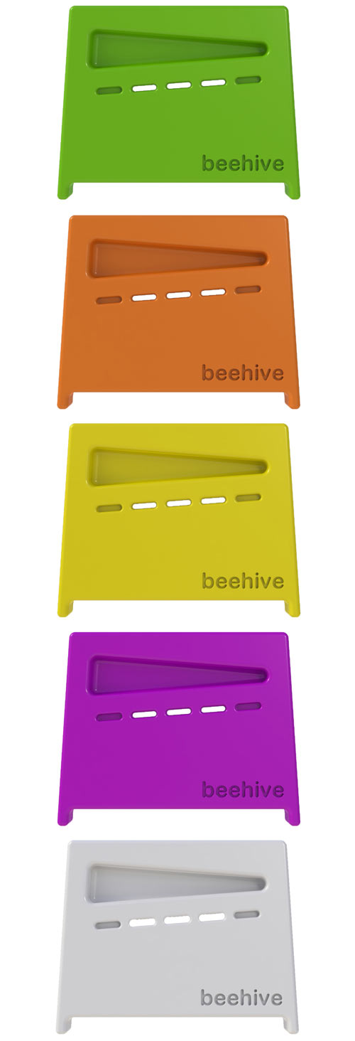 The Urban Beehive by Rowan Dunford in main home furnishings  Category