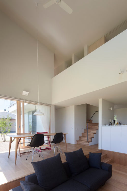 Sliding Door House by Naoi Architecture & Design Office in main architecture  Category