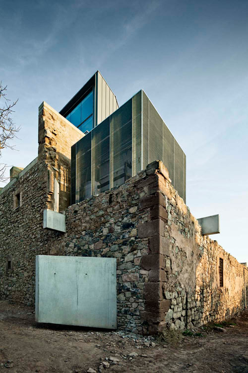 Old Meets New in Modern Renovation of An Old Church in architecture  Category