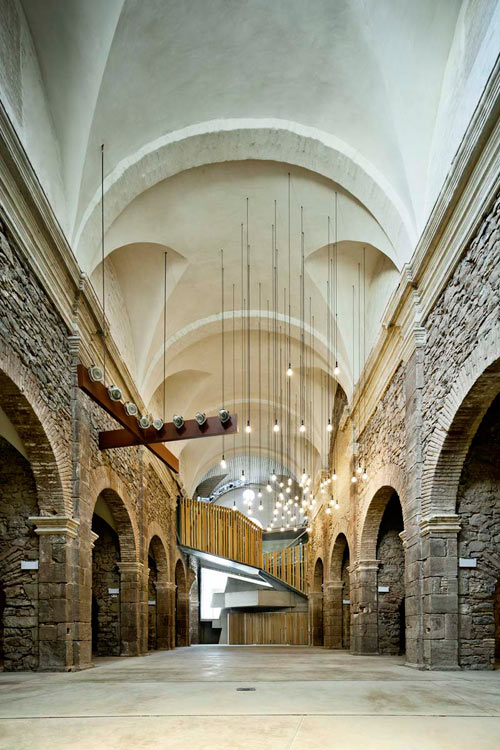 Old Meets New in Modern Renovation of An Old Church in main architecture  Category