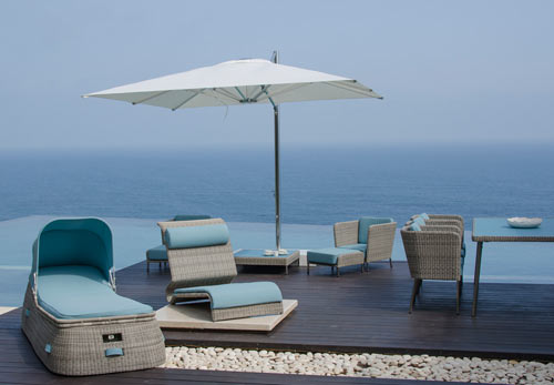 Fiji Garden Furniture by Sven Dogs for Villa Tectona