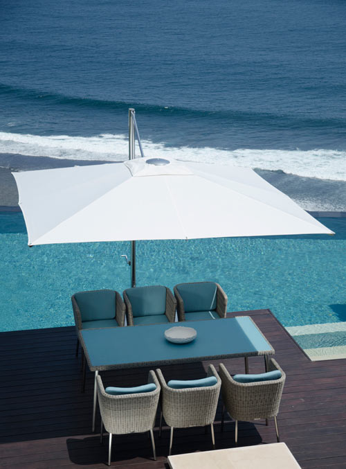 Fiji Garden Outdoor Furniture by Sven Dogs for Villa Tectona