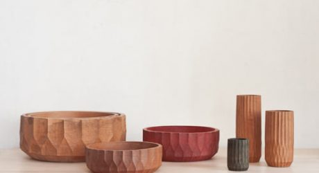 Las Doce Carved Wooden Bowls and Plates by The Andes House