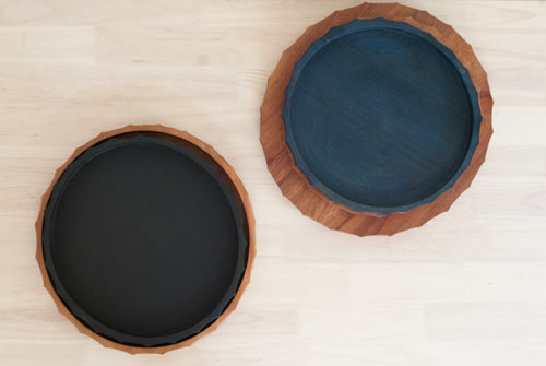 Las Doce Carved Wooden Bowls and Plates by The Andes House in main home furnishings  Category