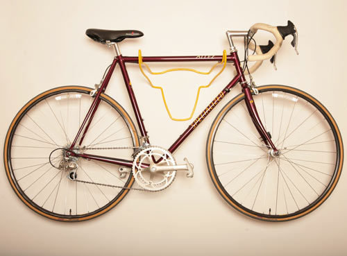 Trophy Bicycle Holders by Outline Works