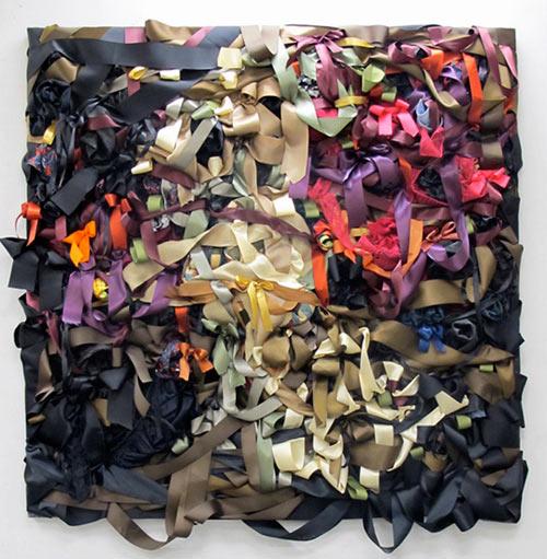 Mixed Media Textile Art by Vadis Turner