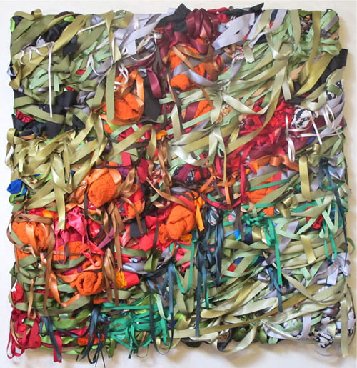 Mixed Media Textile Art by Vadis Turner in main art  Category