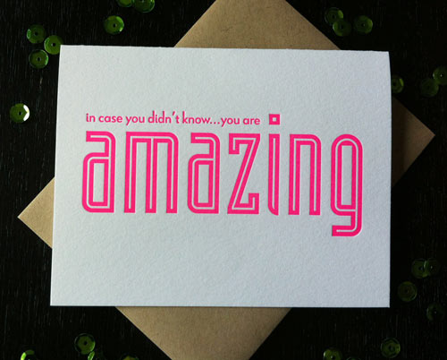 Love You, Mean It: 20 Awesome Valentines Day Cards in style fashion art  Category