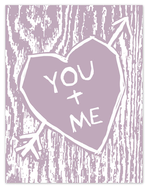 Love You, Mean It: 20 Awesome Valentines Day Cards in style fashion main art  Category