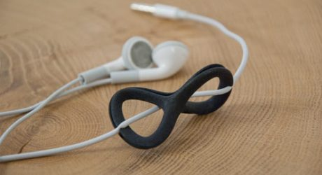 c8ble Headphones Organizer Wrangles Your Wires