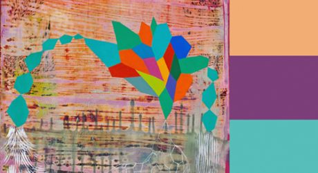 Gabe Brown's Abstract Landscapes