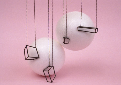 Cuboid Jewelry Collection by Shimell and Madden