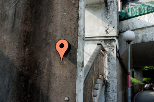 Google Maps Inspired Birdhouse Tells Birds Where Home Is in main home furnishings  Category