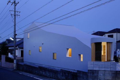 House H by Mattch in main architecture  Category