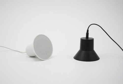 Iconico Speaker by Héctor Serrano in technology main  Category