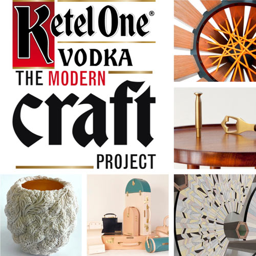 Calling All Modern Craftsmen: Enter The Modern Craft Project in sponsor news events home furnishings  Category