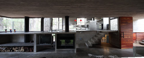 modern-concrete-house-many-levels-interior-2