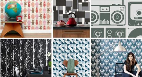 Modern Designer Wallpaper at 2Modern