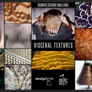 Voting Open in our Scarf Design Challenge with Front Row Society